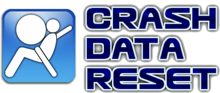 Crash Data Reset
